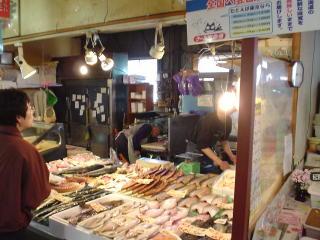 小樽・市場物語